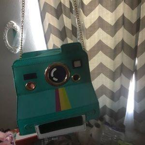 NWT Nila Anthony Polaroid purse